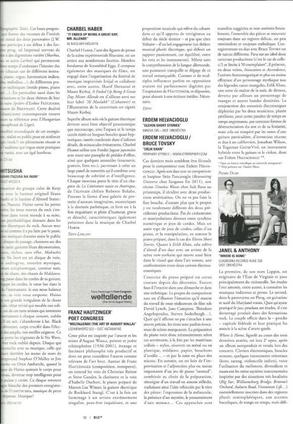 Revue & Corrigee Magazine December 2012
